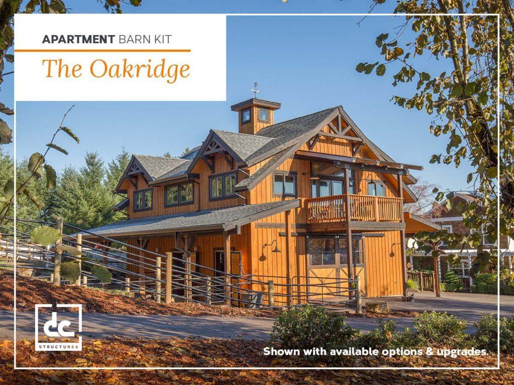 DC Structures Oakridge Category Thumbnail