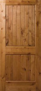 Rogue Valley Wooden Door