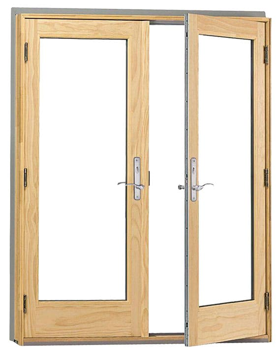 oakridge apartment barn kit wood barn home kit dc ForAnderson French Patio Doors