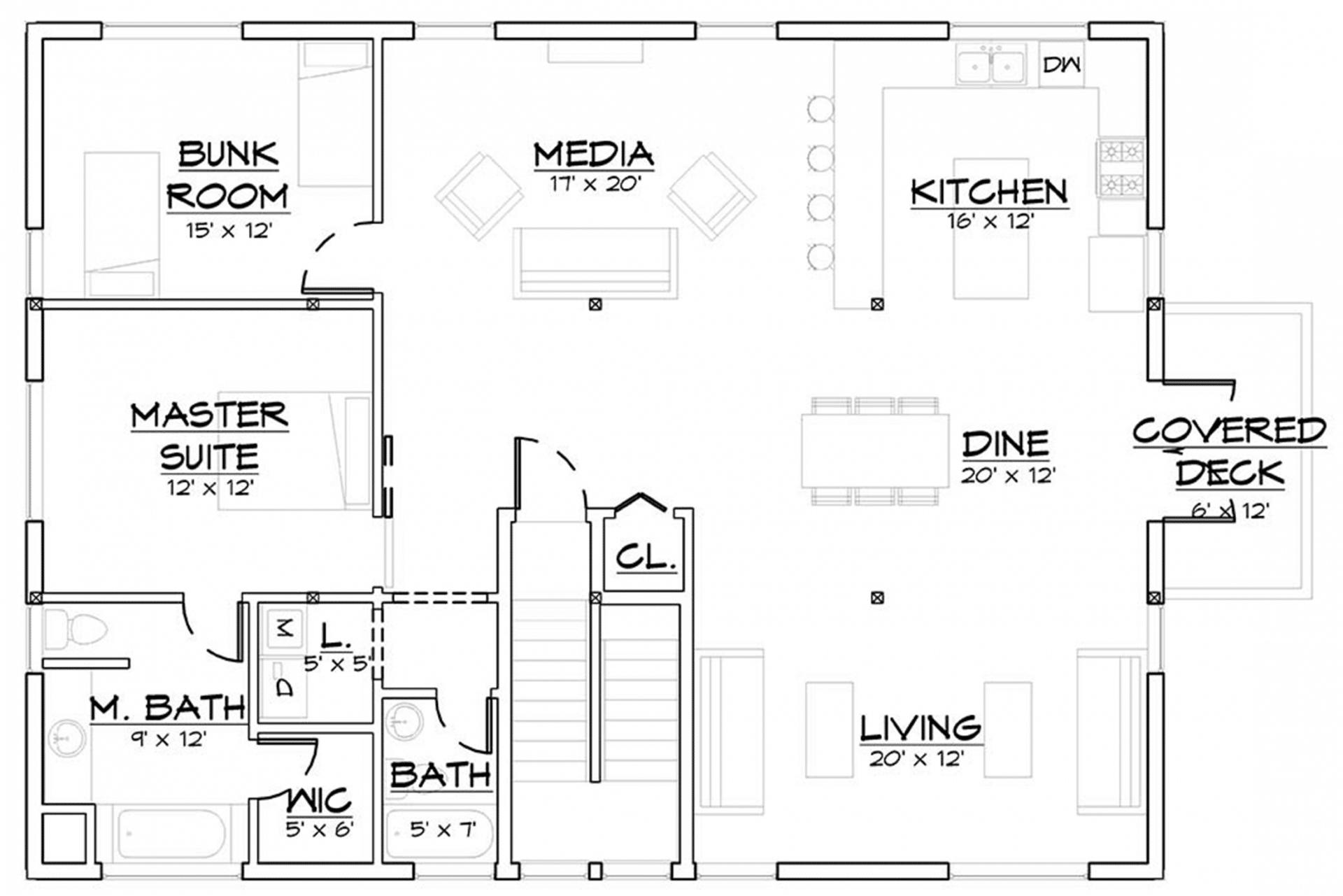 DC Structures Oakrdige Floor Plan Process