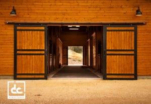 DC Structures Standard Breezeway Doors