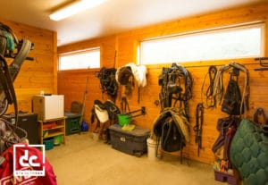 DC Structures Standard Tack Room